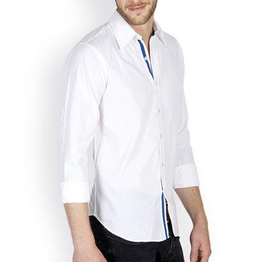 Incynk Plain Cotton Shirt_qss6w - White