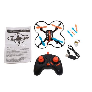 4Channel RC Flip n Roll Mini Quadcopter