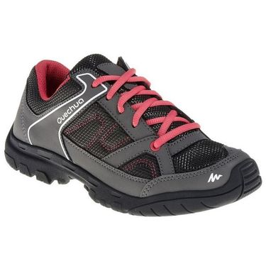 Quechua Arpenaz 50 Jr Shoes Laces Pink - 1.5