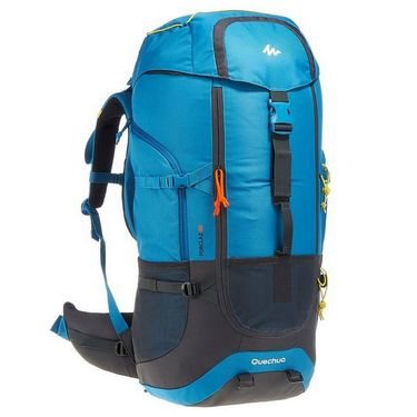 Quechua Forclaz 60 Backpack Blue