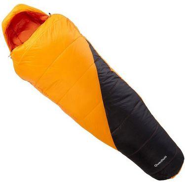 Quechua S10 Light Left Zip Hiking Sleeping Bag Size - L