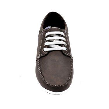 Randier  Casual Shoes R037 -Brown