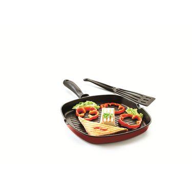 RECON GrillChef Non Stick Grill Pan 28_RGRPAN28