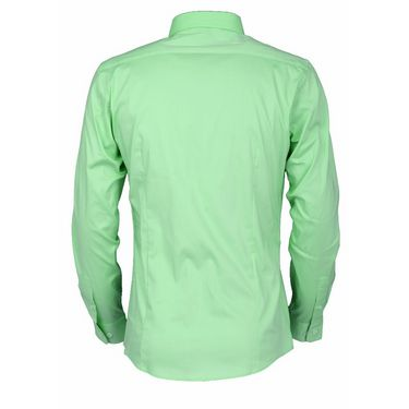 Royal Son Slim Fit Cotton Shirt For Men_Rs1g - Green