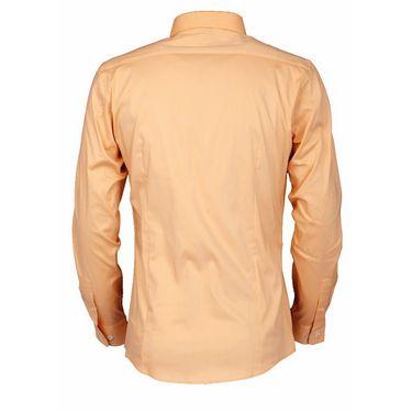 Royal Son Slim Fit Cotton Shirt For Men_Rs1p - Peach