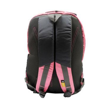Donex Polyster Laptop Backpack RSC00669 -Pink