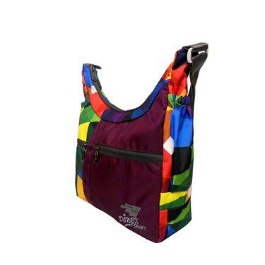 Donex Multicolor Massenger Bag -RSC764