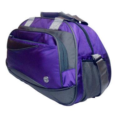 Donex Violet Duffle Bag -RSC00809