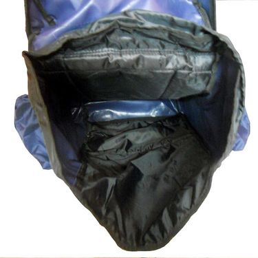 Donex Waterproof Big size High quality 43 litre Rucksack Blue & Grey_RSC00914