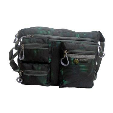 Donex Beautiful Printed Unisex Messenger Bag Multicolor _RSC00947