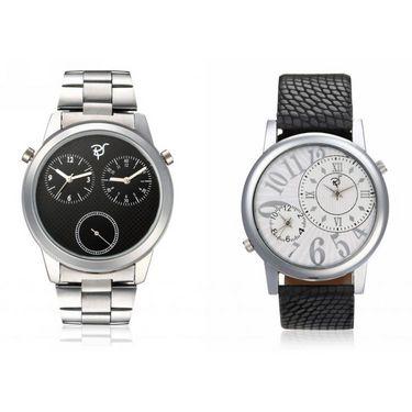Set of 2 Rico Sordi Analog Wrist Watches_RSD53_S2_LS