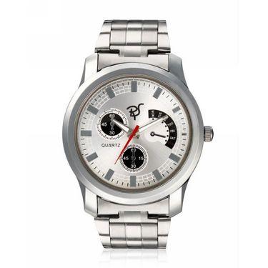 Rico Sordi Analog Wrist Watch - Sliver_RSMW_S6