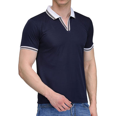 Rico Sordi Polo Tshirt For Men_Rpble - Blue