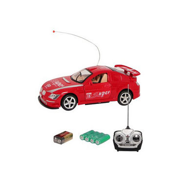 Wireless Remote Controlled Car + Rechargeable Battery