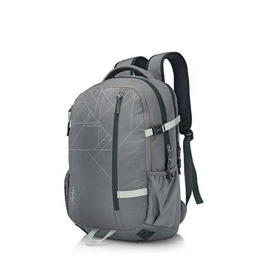Skybags Grey Laptop Backpack_Teckie 01 Grey