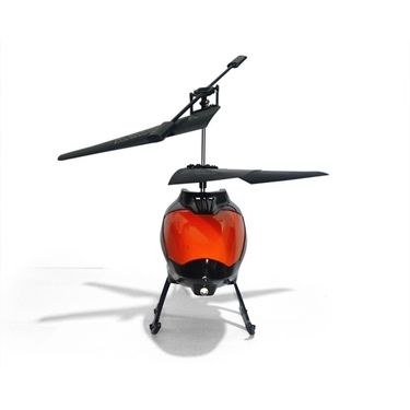 SkyHawk 3.5 CH Helicopter With Gyroscope - Red Black
