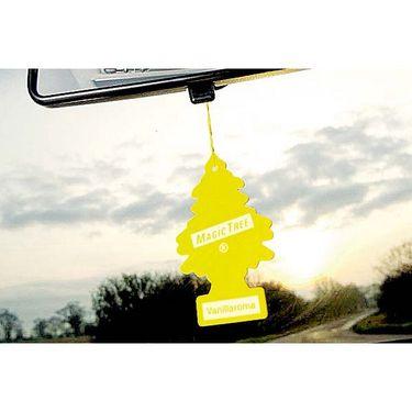 COMBO of Car Seat Cover HatchBack-White, DVD Holder, Freshner, Blind Spot Mirror and Non-Slip Dash Mat