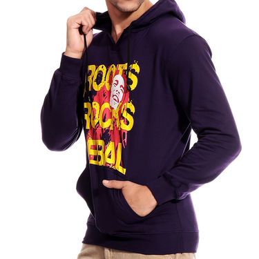 Brohood Cotton Casual Sweatshirt For Men_SKHC33030 - Purple