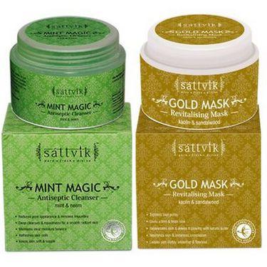 Luscious Skin Combo Plus -  Mint Magic