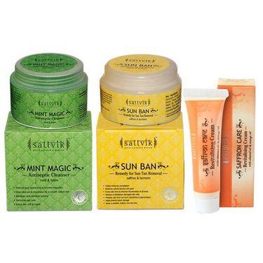Refresh And Fair Skin Combo - Mint Magic