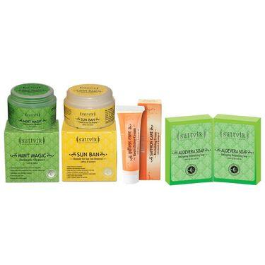 Supple & Rehydrates Skin Combo  - Sun Ban