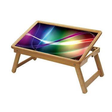 Shopper52 Foldable Wooden Study Table For Kids-STUDY049