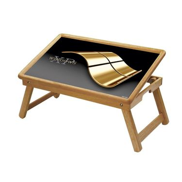 Shopper52 Foldable Wooden Study Table For Kids-STUDY084