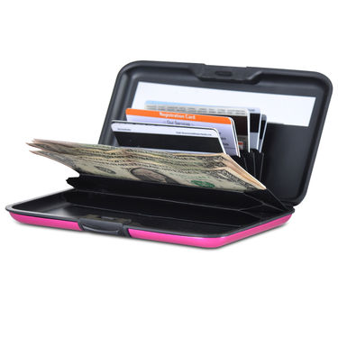 Scottish Club Big Aluminium Secure Wallet - Buy 1 Get 1 Free - New