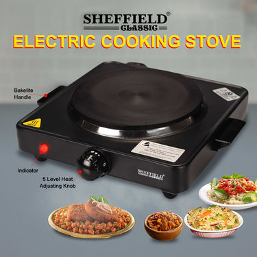 Sheffield Electric Cooking Stove