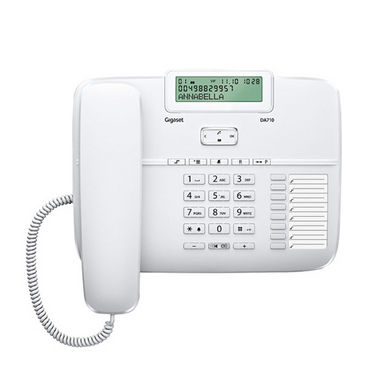 Gigaset DA710 Corded Phones - White