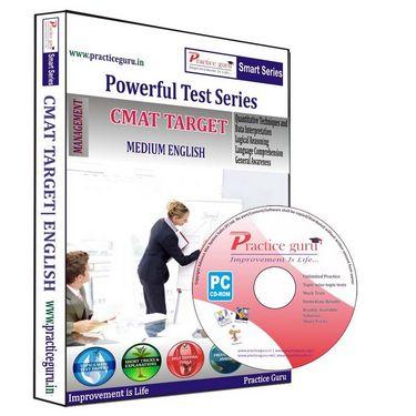 Practice Guru CMAT Target - Smart-022