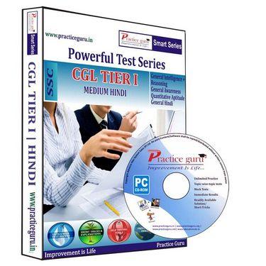 Practice Guru CGL Tier I (Hindi) - Smart-043