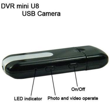 Being Trendy Swiftech 4GB Usb Spy Camera