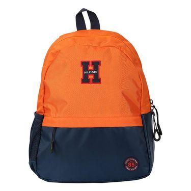 Tommy Hilfiger Orange Backpack_T85358