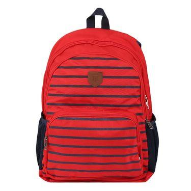 Tommy Hilfiger Navy Backpack_T85372