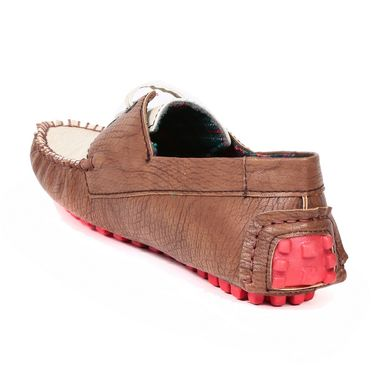 Brown Loafers -Ts8