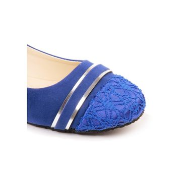 Ten Synthetic Leather Blue Bellies -ts242