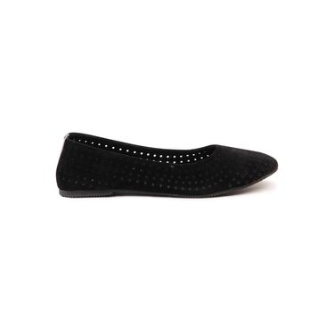Ten Synthetic Leather Black Bellies -ts254