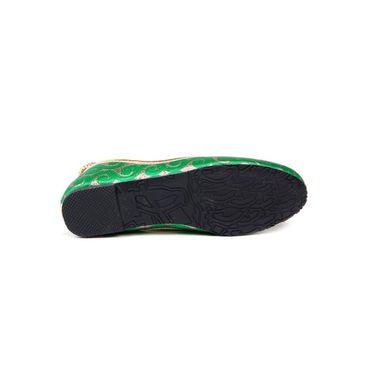 Ten Fabric Green Bellies -ts125