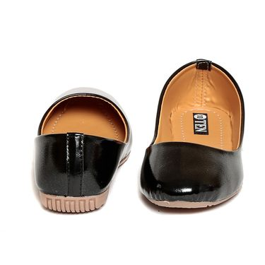 Multi Color Comfort Ballerinas _552Blk02