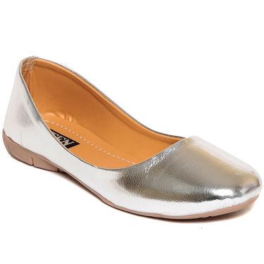 Multi Color Comfort Ballerinas _552Slv04