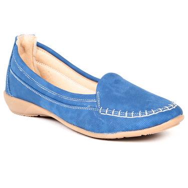 Ten Denim Blue Loafers -ts214