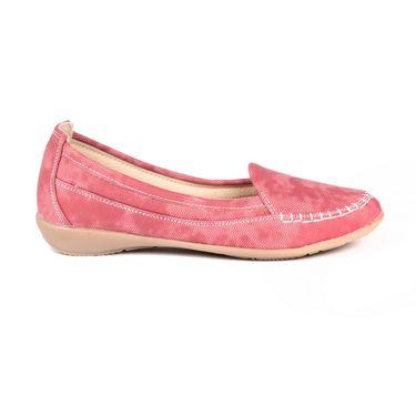 Ten Denim Red Loafers -ts216