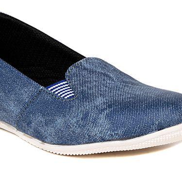 Ten Denim Blue Casual Shoes -ts307