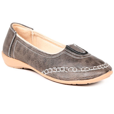 Ten Denim Gray Womens Loafers -ts219