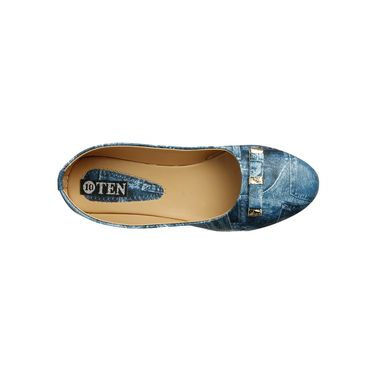 Ten Resin Blue Bellies -ts116