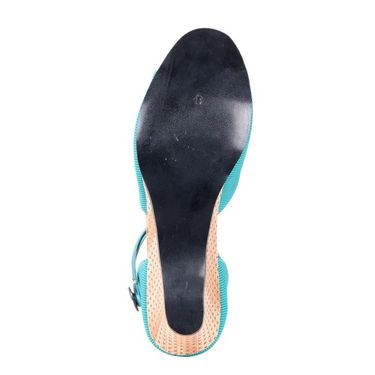 Ten Fabric 109 Women's Sandals - Green
