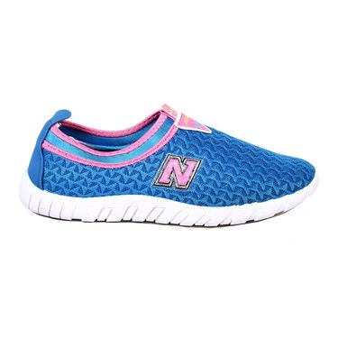 Ten Mesh Blue Womes Sports Shoes -ts330