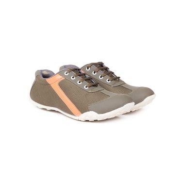 Ten Fabric Khaki Sports Shoes -ts160