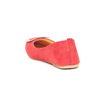 Ten Suede 184 Bellies - Red